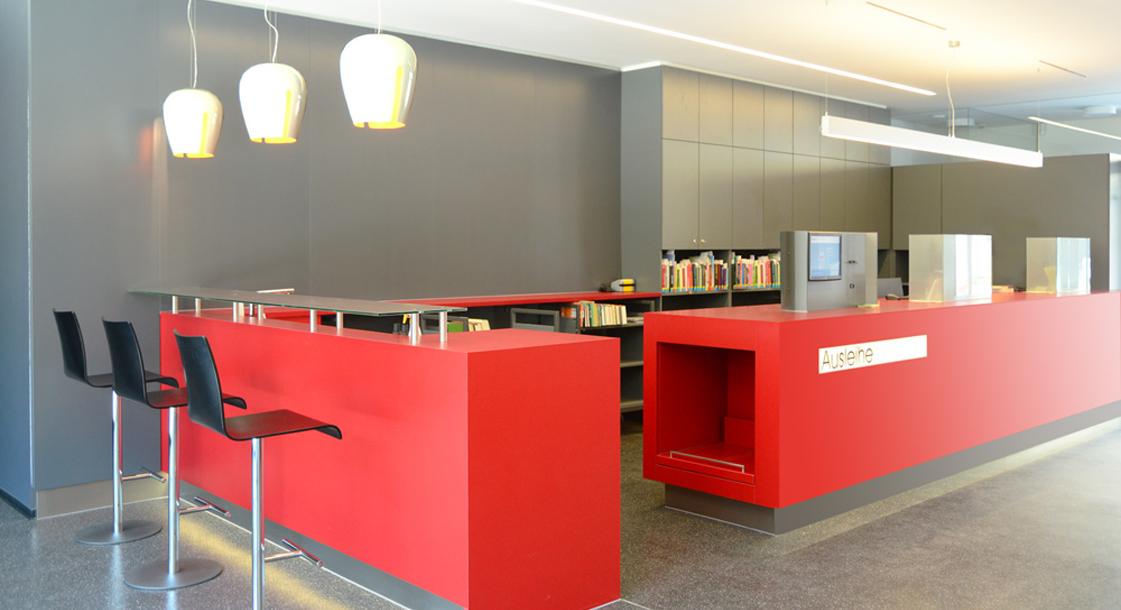 Architekturbüro Denz Passau - Bibliothek Manching