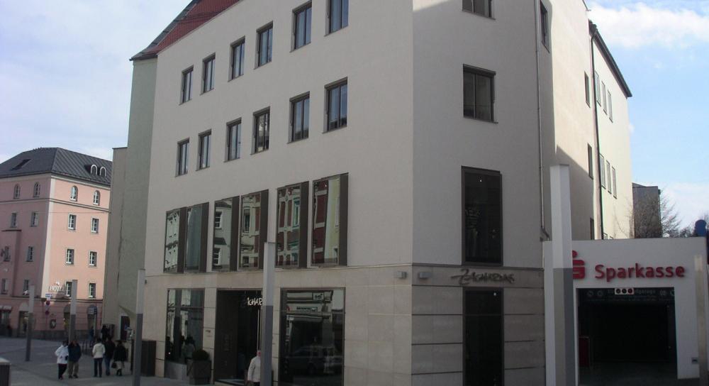Architekten Passau modehaus zacharias passau architekturbüro denz passau