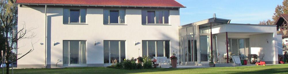 Wohnbau Neuebau Architekturbüro Denz Passau