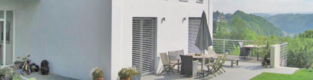 Wohnhaus E Passau KFW 40 Architeckten Denz